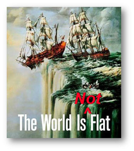why world is not flat The world is not flat how thomas friedman gets it wrong about globalization an excerpt from how to rule the world: the coming battle over the global economy (nation books, 2008).